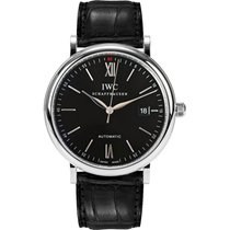 IWC Steel 40mm Automatic IW356502 new