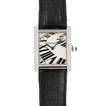 Cartier Tank Solo Steel 24mm Silver United States of America, California, Beverly Hills