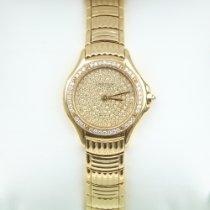 Cartier Cougar Cartier Panthere Cougar 18k Gold 1999 occasion