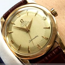 Omega Seamaster 2577-11 VINTAGE AUTOMATIC AUTOMATIK DATE DATUM 1950 occasion