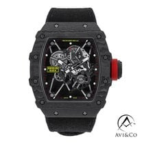Richard Mille RM 035 Carbon 50mm Proziran Bez brojeva