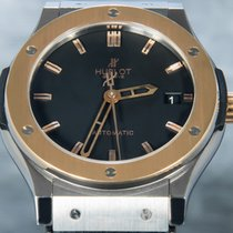 Hublot Titanium 45mm Automatic 511.NO.1181.LR pre-owned