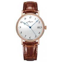 Breguet Classique Rose gold 38mm White Arabic numerals United States of America, New York, Scarsdale