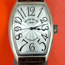 Franck Muller Cintrée Curvex 5850 SC 2002 подержанные
