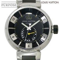 Louis Vuitton Acero 43mm Automático Q109G usados