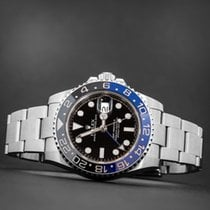 勞力士 GMT Master I Blue/Black 116710 BLNR 2018 [NEW] - Only 1現時可用