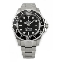 Rolex DEEPSEA 44mm Black Ceramic Bezel 116660