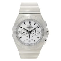 Omega Constellation Double Eagle 1514.20.00 - White Dial - 2009