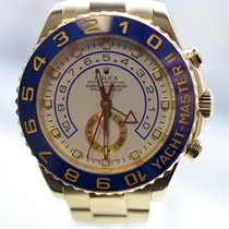 Rolex Yacht-Master II Yellow Gold/Blue Ceramic Mint Condition