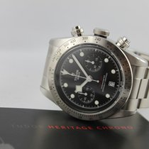 Tudor Black Bay Chrono 79350 2019 neu