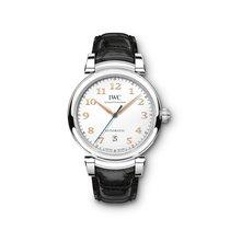 IWC Da Vinci Automatic  Silver Dial IW356601 Mens WATCH