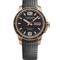 Chopard 161295-5001 Rose gold 2021 Mille Miglia 43mm new