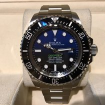 Rolex Sea-Dweller Deepsea D-Blue B&P