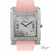 Chopard Happy Sport Square XL Diamonds
