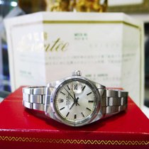 Rolex Oyster Perpetual Date 6919 Stainless Steel Watch Circa 1975