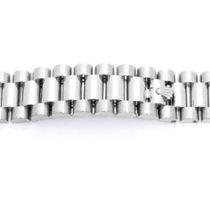 Rolex White Gold President Bracelet