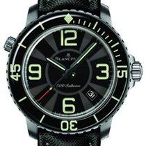 Blancpain 500 Fathoms nuevo Automático Reloj con estuche original