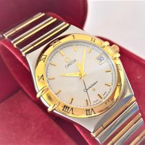 Omega Constellation,   serviced