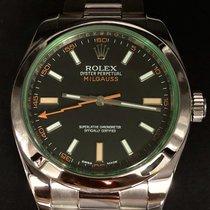 Rolex Details about  ROLEX MILGAUSS Black Dial, S Steel, Watch