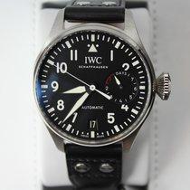IWC Große Fliegeruhr neu 2020 Automatik Uhr mit Original-Box und Original-Papieren IW501001