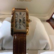 Cartier Tank Américaine Pозовое золото