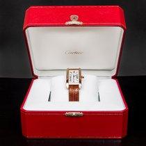 Cartier Tank Américaine Rose gold