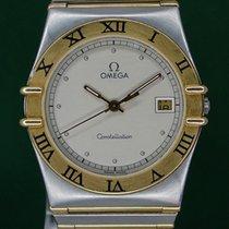 Omega Constellation (Submodel) μεταχειρισμένο 34mm Χρυσός / Ατσάλι