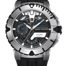 Harry Winston Ocean 411/MCA44ZC.K2 new