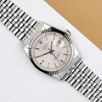 Rolex Datejust Acero 36mm Plata