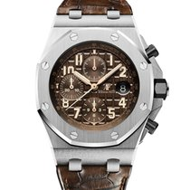 Audemars Piguet Royal Oak Offshore Chronograph new 2019 Automatic Watch with original box and original papers AP 26470ST.OO.A820CR.01