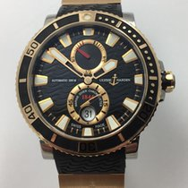 Ulysse Nardin pre-owned Automatic 40mm Black