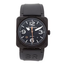 Bell & Ross BR 03 Steel 42mm Black Arabic numerals United States of America, Pennsylvania, Bala Cynwyd