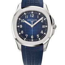Patek Philippe Aquanaut White gold Blue United States of America, New York, NEW YORK