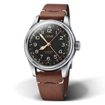 Oris Big Crown Pointer Date Steel 40mm Black