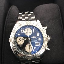 Breitling Chrono Cockpit Steel 39mm Roman numerals