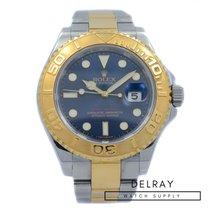 Rolex Yacht-Master 40 Zlato/Zeljezo 40mm