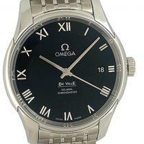 Omega De Ville Co-Axial 431.10.41.21.01.001 new
