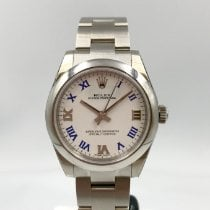 Rolex Oyster Perpetual 31 Steel 31mm White Roman numerals