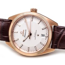 Omega Globemaster Or rose 39mm Argent Sans chiffres France, Paris/France/Europe