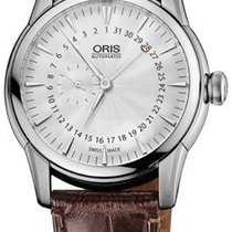 Oris Artelier Small Second 01 744 7665 4051-07 5 22 70FC 2019 new