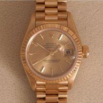 Rolex Lady-Datejust Geelgoud 26mm Goud Geen cijfers Nederland, Amstelveen