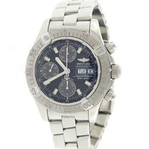 Breitling Superocean Chronograph II Steel 42mm Black United States of America, New York, New York