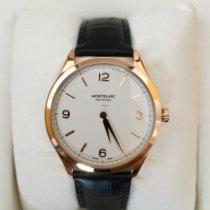 Montblanc Heritage Chronométrie 112516 Very good Rose gold 38mm Manual winding