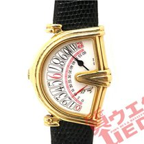 Jean d'Eve Yellow gold 25mm Quartz pre-owned