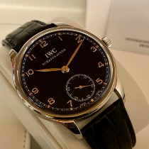 IWC Portuguese Hand-Wound IW545407 2013 occasion