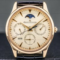 Jaeger-LeCoultre Master Ultra Thin Perpetual Rose gold 39mm Champagne United States of America, Massachusetts, Boston