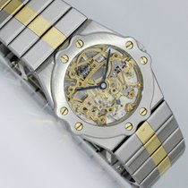 Chopard St. Moritz Goud/Staal 31mm