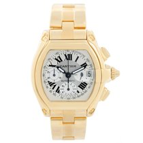 Cartier Roadster W62021Y2 2619 pre-owned