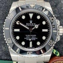 Rolex Submariner (No Date) Stahl