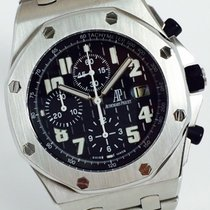 Audemars Piguet AP Royal Oak Offshore BLACK THEMES Stahlband